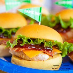 Cheddar Bacon Chicken Sandwich